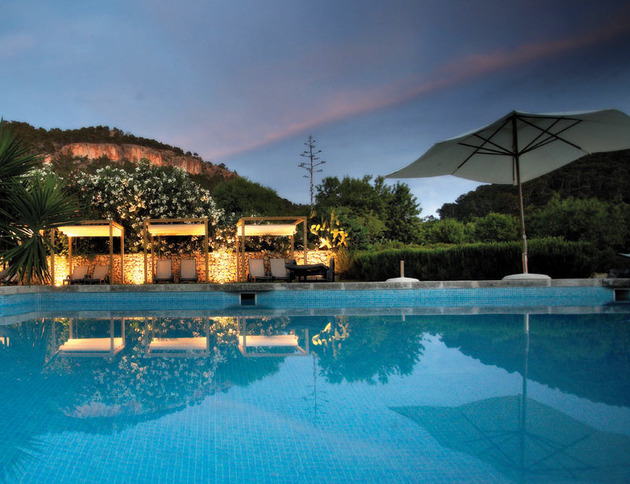 piscina finca - Property Andratx