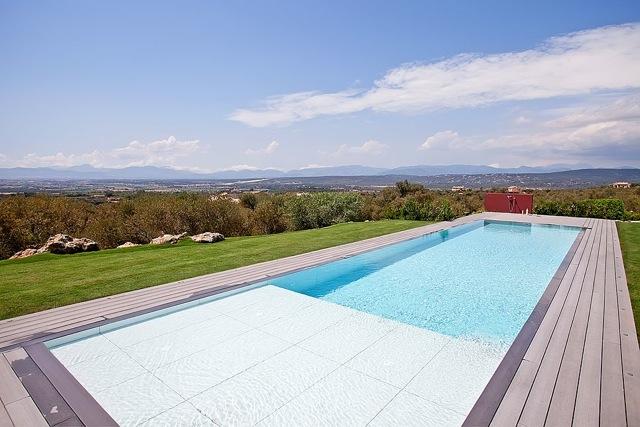 piscina finca - Finca Marina Son Gual