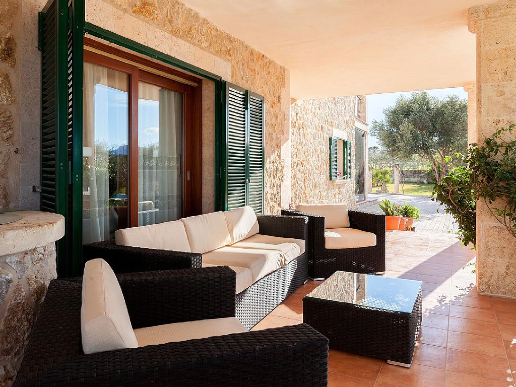 Finca Alcudia Chill out - Finca Alcudia