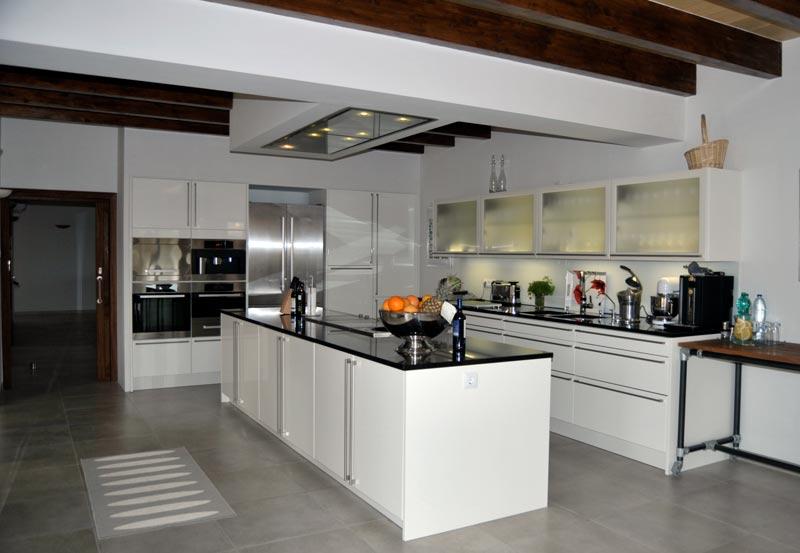 küche essbereich3 - Finca Rose