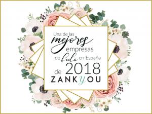 image 300x225 - Zankyou places us among the best wedding companies 2018